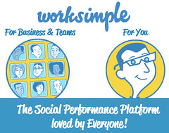Social Performance Software by WorkSimple (GetWorkSimple) Tags: thanks 11 management goals coaching feedback teambuilding humanresources socialenterprise rewards goalsetting performancemanagement performanceevaluation organizationalculture performancemanagementsystem smartgoals resultsdriven socialrecognition socialperformance socialgoals resultsdrivenculture performancereviewalternative resultsonly easyperformancereviews flexworkenvironment 360reviews socialperformancemanagement socialalignment