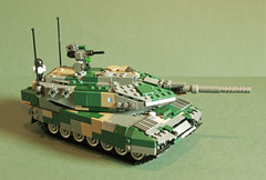 Leopard 2A7N-SEP (revised headlights) (Aleksander Stein) Tags: tank lego military main battle systems front leopard nordic hull mbt package enhancement ndc glacis 2a7nsep