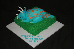 "Dinasour cake • <a style=""font-size:0.8em;"" href=""http://www.flickr.com/photos/60584691@N02/7021487929/"" target=""_blank"">View on Flickr</a>"
