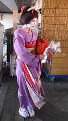 Tokyo geiko  (CLF) Tags: tokyo japan geisha geiko