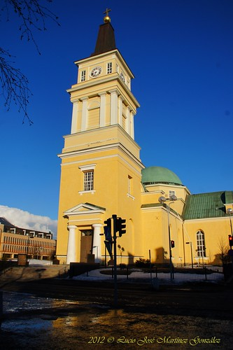 "Oulu: Sofia Magdalena's Church • <a style=""font-size:0.8em;"" href=""http://www.flickr.com/photos/26679841@N00/7074158923/"" target=""_blank"">View on Flickr</a>"
