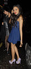 Dionne Bromfield, at PR guru Nick Ede's birthday party at Dstrkt Club. London, England