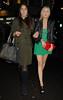 Laura Whitmore, at PR guru Nick Ede's birthday party at Dstrkt Club. London, England