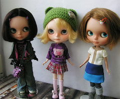 Rody, Audrey, Itka