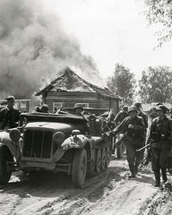 """Sd.Kfz.10 towing a 3.7 cm Pak • <a style=""""font-size:0.8em;"""" href=""""http://www.flickr.com/photos/81723459@N04/13284222634/"""" target=""""_blank"""">View on Flickr</a>"""