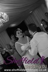 Richard & Kerrie Cheetham - Hotel Van Dyk Wedding Photos - Sheffield Wedding DJ