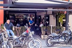 Steel Drinks (W. Pereira) Tags: brasil bar nikon sãopaulo sampa harleydavidson motorcycle hd motocicleta fotografias samsunggalaxy wpereira wanderleypereira steeldrinks