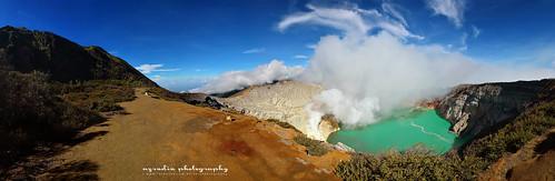 Panoramic Mount Ijen