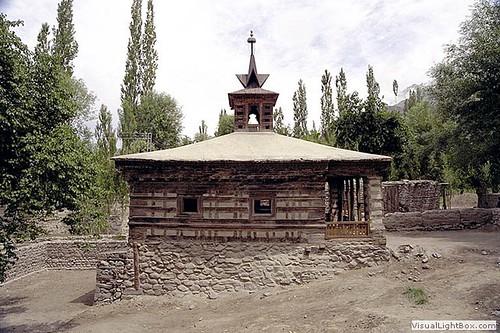 Mosque Amborik Shigar Baltistan 1