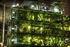 Borg #2 (hidesax) Tags: sky green industry japan architecture night clouds lights moving nikon raw structure kanagawa hdr kawasaki borg2 5xp hidesax d800e