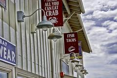 DSC_7983 (jbillings13) Tags: california roof sky clouds crab morrobay roofline fishtacos