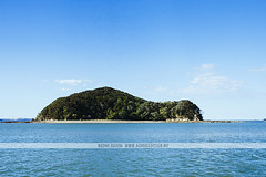 Bay of Islands, New Zealand (Naomi Rahim (thanks for 2 million hits)) Tags: travel blue sea newzealand summer sky beach water island nikon russell wanderlust nz northisland lonely bayofislands isle isolated paihia 2016 travelphotography nikond7000
