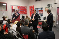 Congressman Luis V. Gutierez Citizenship Rally and Clinic