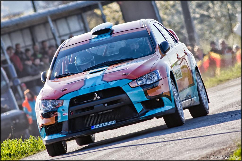 Mitsubishi Lancer Evo X (Pavel Vanka) Tags: auto cars car race racecar speed