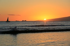 05022016_004_ (ALOHA de HAWAII) Tags: hawaii oahu waikikisunset