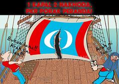 "1 kapal 2 nakhoda <a style=""margin-left:10px; font-size:0.8em;"" href=""http://www.flickr.com/photos/95569535@N05/26834222480/"" target=""_blank"">@flickr</a>"