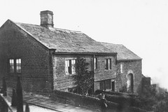 Lock Up Hill (Bradfordlibraries) Tags: up bradford lock hill housing methodism eccleshill