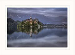 the lake (paolo paccagnella) Tags: lake lago bled canonequipment phpph paolopaccagnellaphotogallery phpph paolopaccagnella