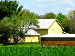 Fairview (e r j k . a m e r j k a) Tags: ohio field barn rural harrison farm country bucolic jewett erjkprunczyk oh9 oh151