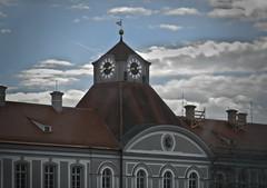 031 clock (jasminepeters019) Tags: clock europe time clocktower timepiece europetrip ticktock 100shoot