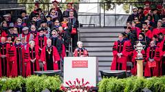 BU Commencement (kuntheaprum) Tags: graduation commencement tamron bostonuniversity