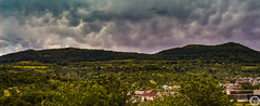 **Mammaten** (MSPhotography-Art) Tags: nature clouds trekking germany landscape deutschland outdoor natur wolken landschaft gewitter wandern severeweather wanderung metzingen badenwrttemberg weinberge