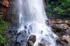 Corner of waterfalls. Brotas - So Paulo - Brasil (valmirmacario) Tags: brazil water rio brasil river waterfall sopaulo brotas landascape