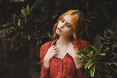 IMG_4683 (luisclas) Tags: canon photography ginger photo redhead lightroom heterochromia presets teamcanon instagram