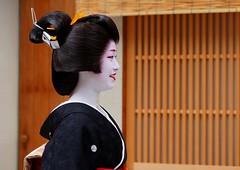 -4 (nobuflickr) Tags: japan kyoto maiko geiko    kimihiro    miyagawachou  20160615dsc03215