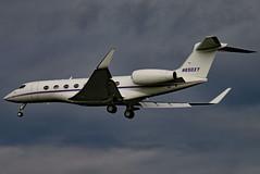 N650XY (GH@BHD) Tags: corporate aircraft aviation g6 executive gulfstream bizjet egac bhd gulfstreamaerospace belfastcityairport g650 n650xy swiftliteaircraftcorp