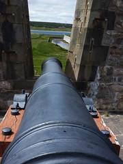 Fortress Louisbourg Nova Scotia (MisterQque) Tags: novascotia cannon fortresslouisbourg frenchcolony