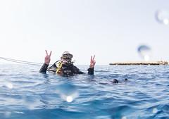 Победа (KnyazevDA) Tags: travel sea redsea wheelchair egypt scuba diving disabled diver padi undersea handicapped paraplegic disability aowd owd paraplegia