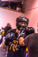 Boom! (danielmedley) Tags: city lake sport utah fight nikon salt punch boxing fighting spar maga sparring reborn krav d5200