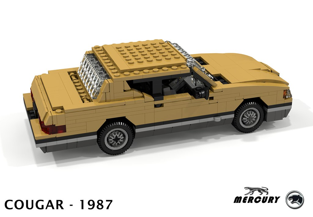 The world 39 s best photos of cougar and lego flickr hive mind for Planet motors on military