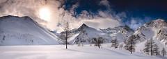 in the Alps (czdistagon.com) Tags: winter snow alps zeiss distagon carlzzeiss czdistagon czdistagoncom