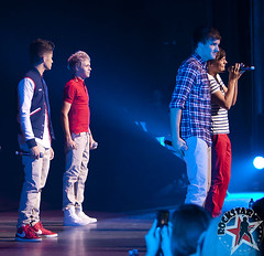 One Direction - The Fox Theater - Detroit, MI - Feb 25th 2012