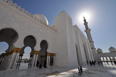 Sheikh Zayed Grand Mosque (rticotropical) Tags: