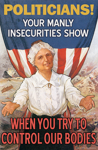 Politicians! Your Manly Insecurities Show