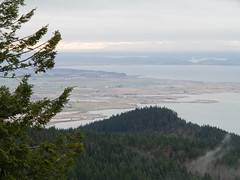 View from Oyster Dome (Urban Disturbance) Tags: usa washington hiking pacificnorthwest oysterdome chuckanutdrive chuckanutmountains
