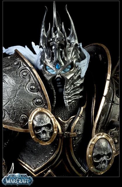 Sideshow 將發行『魔獸世界』巫妖王阿薩斯雕像