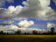 March 7, 2012 (Ginger Gregory) Tags: uk england clouds unitedkingdom yorkshire meadow bigsky g55 southyorkshire