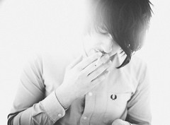 + (joshuaporter.co.uk) Tags: white selfportrait black hair long photographer cigarette leeds smoking fred perry filmmaker 2012 videographer joshuaporter