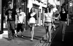 """Reservoir Teenagers"" (Whipper_snapper) Tags: uk england pentax wells somerset gb"