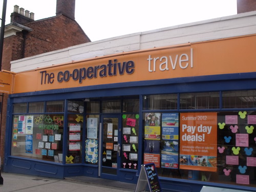 The Co-operative Travel - Colehill, Tamworth