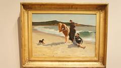 EagleHead_TheMET(8) (rverc) Tags: nyc art met metropolitanmuseum americanpainting americnawing