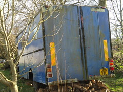1973 Leyland Redline FG Camper (GoldScotland71) Tags: truck lorry van 1970s redline camper 1973 leyland fg