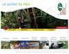"""Fédération des parc naturels régionaux de France - Site Internet • <a style=""""font-size:0.8em;"""" href=""""http://www.flickr.com/photos/30248136@N08/6849316461/"""" target=""""_blank"""">View on Flickr</a>"""