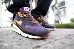 Nike Air Max 90 x BRS (sling@flickr) Tags: orange max shoes purple air sneakers trainers nike limited 90 limitededition 1990 airmax swoosh nikeair brs powerwall airmax90 nikeairmax90 amfam am90 wdywt blueribbonsports teamamfam womft