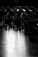 Chaises pieuses (enjoenrico) Tags: church chair lumière cathédrale amiens chaises priere