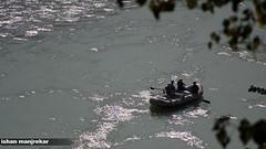 Rafting (Ishan Manjrekar) Tags: sports water canon eos rafting rishikesh 550d